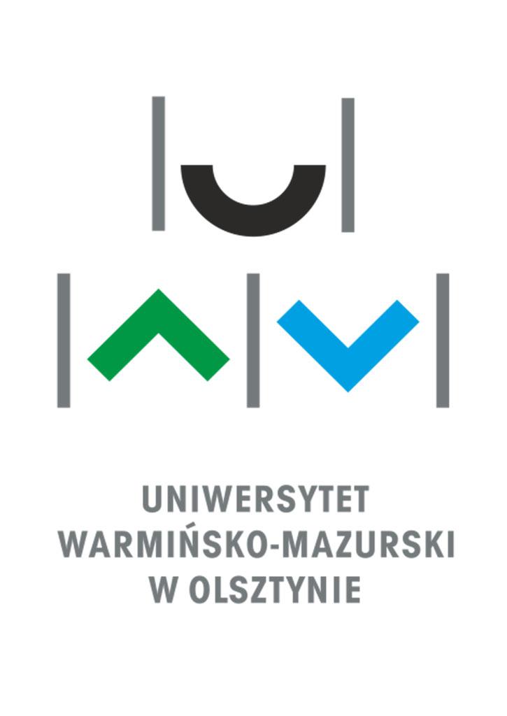 Znalezione obrazy dla zapytania logo uniwersytetu warmińsko-mazurskiego